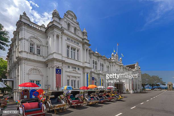 CONTENT] City Hall is a municipal building in George Town Penang which was formerly the seat of the City Council of George Town Originally built in...