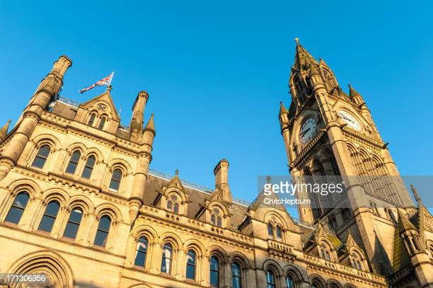 City Hall, Manchester, Inglaterra