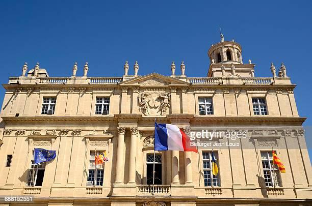 City hall of Arles