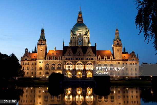 City Hall (Neue Rathaus)