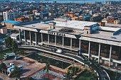 City Hall. Lagos, Nigeria