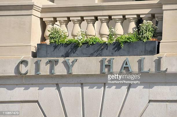 Hôtel de ville de Savannah