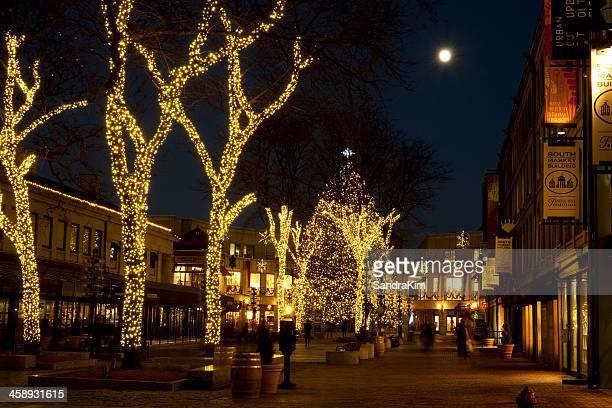 City Holiday Lights