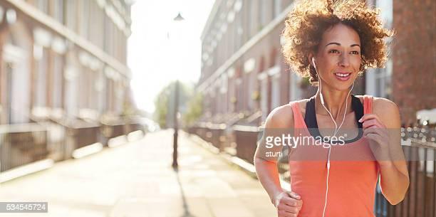 Ville de jogging