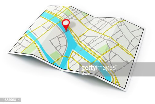 City Map : Stock Photo