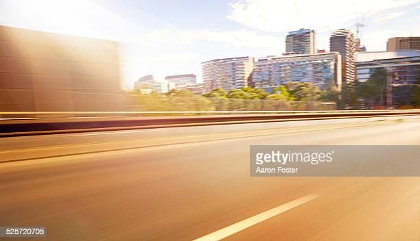 City Motion Road