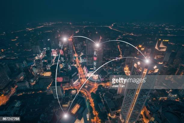 City Network of Nanjing