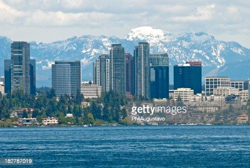 City of Bellevue in Washington