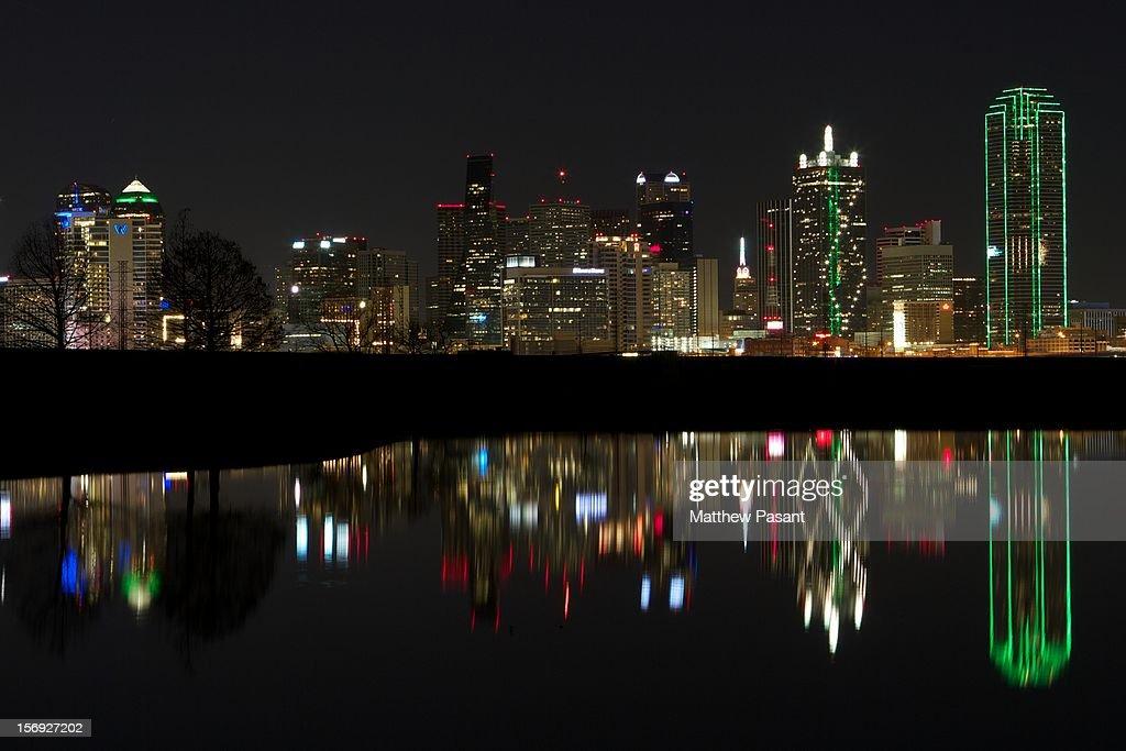 City of Dallas Skyline