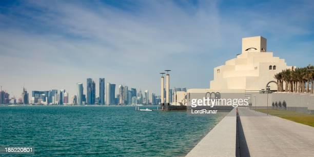 Innenstadt von Doha