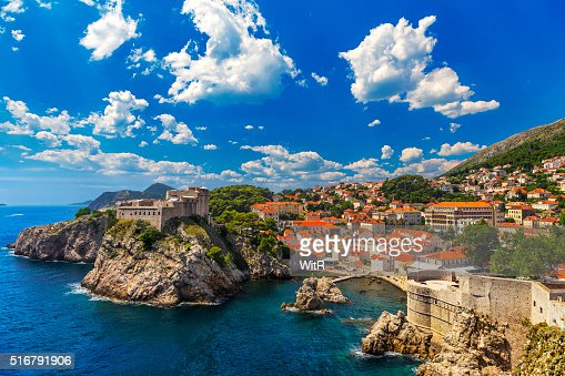 City of Dubrovnik : Stock Photo