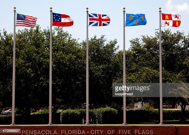 city of five flags
