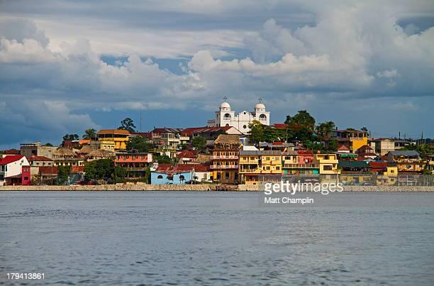City of Flores, Guatemala