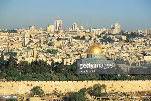 City of Jerusalem : Stock Photo