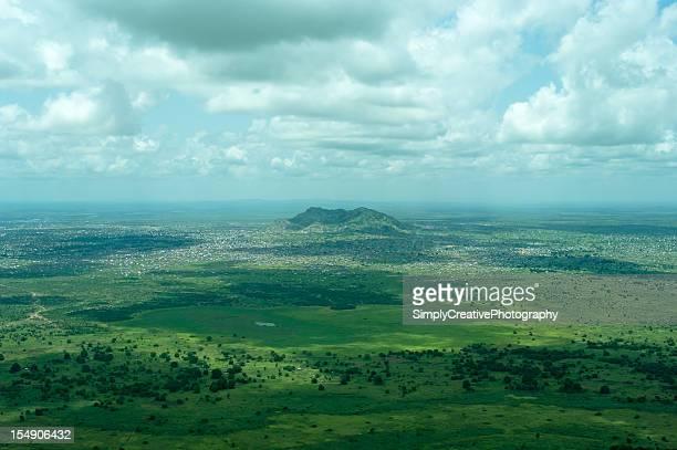 City of Juba in Southern Sudan