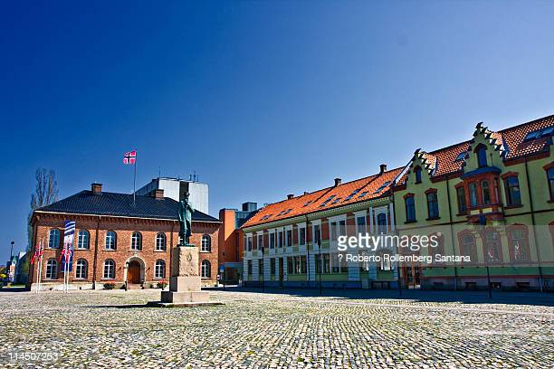 City of Kristiansand in Norway
