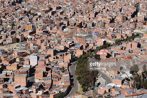 City of La Paz