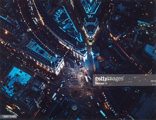 City of London aerial