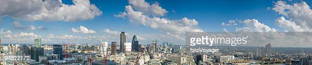 City of London and River Thames