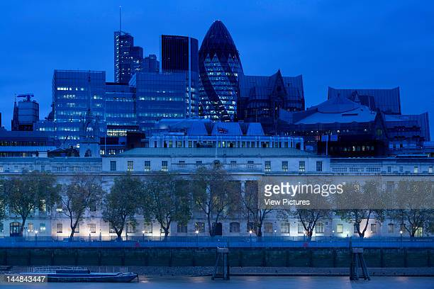 City Of London Book The Square Mile London Ec United Kingdom Architect Unknown City Of London 2010 Custom House View From The The Fiver With Gherkin...