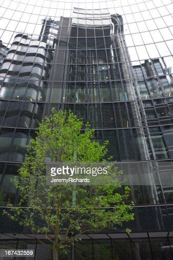 Ciudad de Londres : Foto de stock