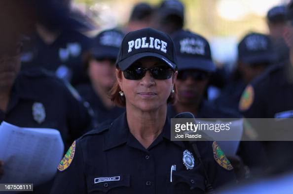 To be a Miami PD officer...?