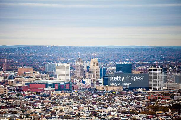 City of Newark Skyline
