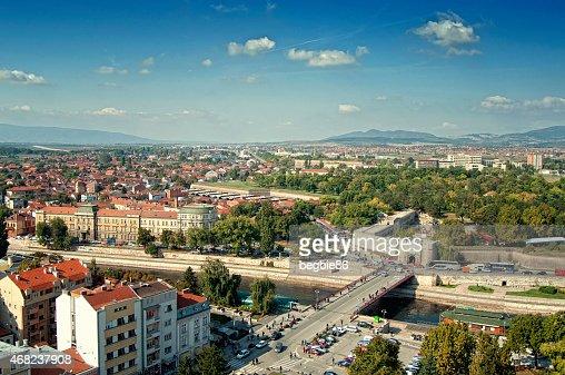City of Nis, Serbia : Stock Photo