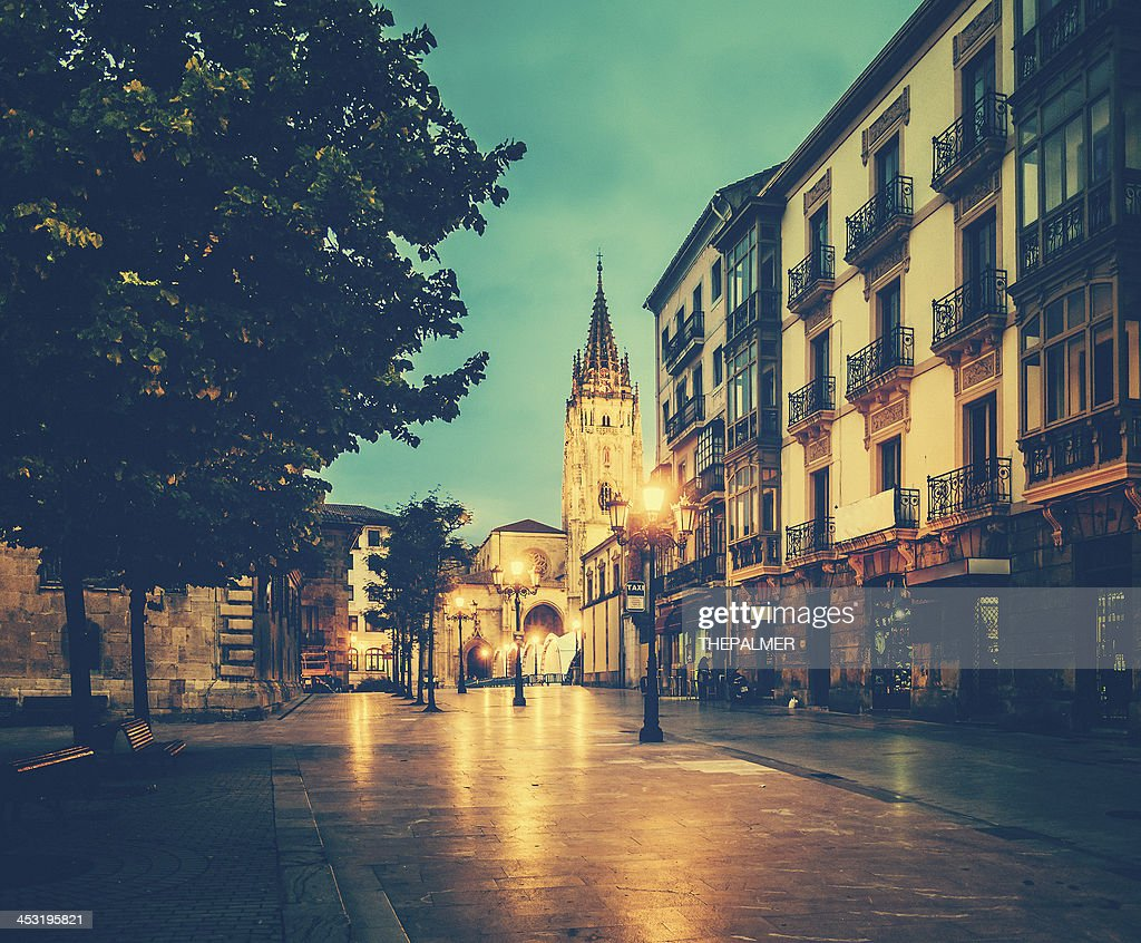 city of Oviedo