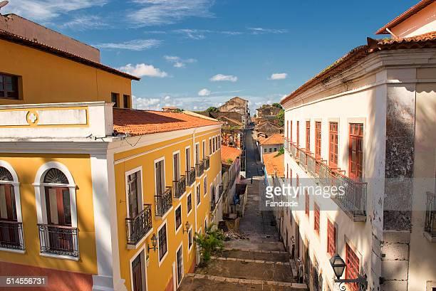 City of Sao Luis, Maranhao Brazil