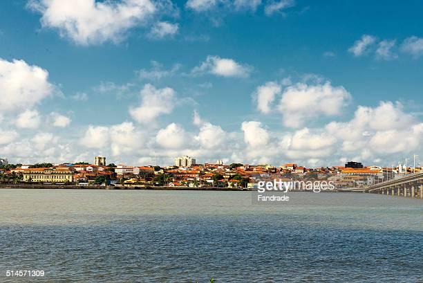 City of Sao Luis Maranhao Brazil