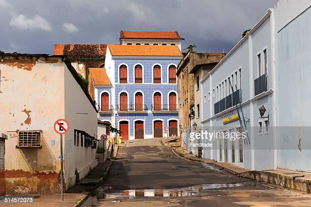 City of Sao Luis Maranhao, Brazil