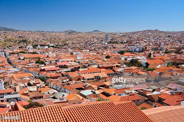 City of Sucre, Bolivia