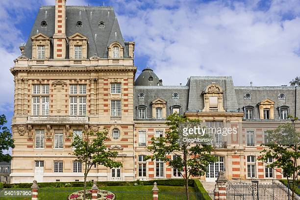 Cidade de Versailles Câmara Municipal, França.