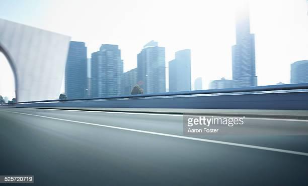 City over pass