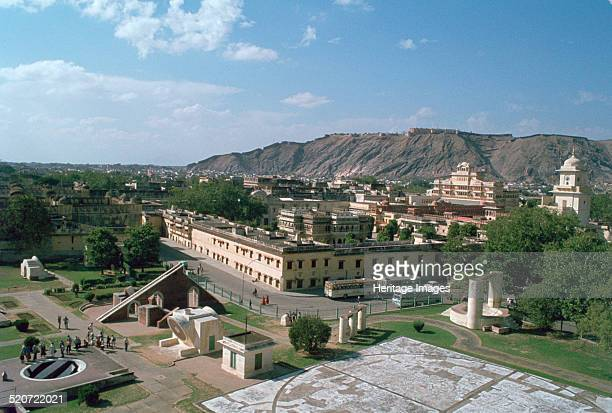 City Palace Jaipur Rajasthan India The City Palace complex in Jaipur was begun by the Maharaja Jai Singh II in the first half of the 18th century His...