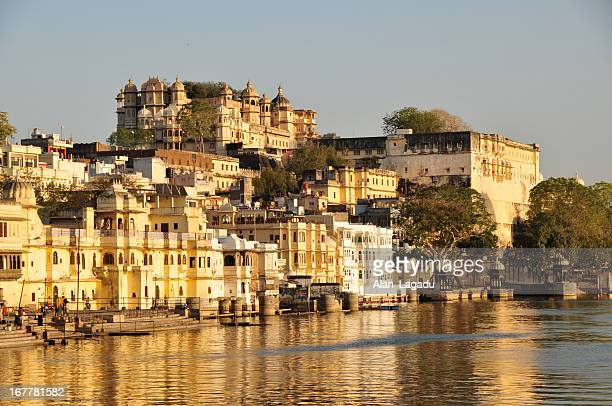 City Palace,Udaipur,Rajasthan,India.