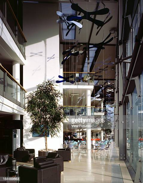 City Place Gatwick Gatwick United Kingdom Architect Bennetts Associates City Place Gatwick Groundfloor Looking To Entrance