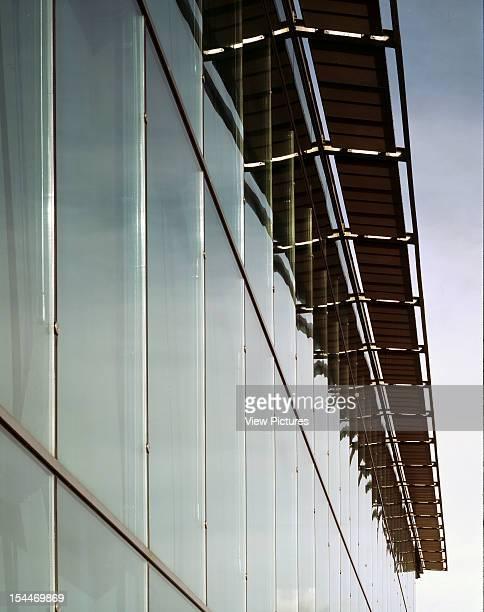 City Place Gatwick Gatwick United Kingdom Architect Bennetts Associates City Place Gatwick Detail Of Glazing