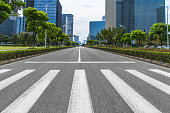 Zebra Crossing, City, City Street, Cityscape, Crossroad