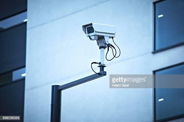 City security camera