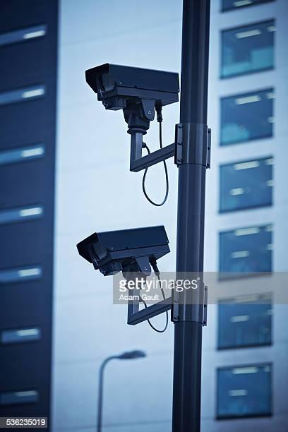 City security cameras