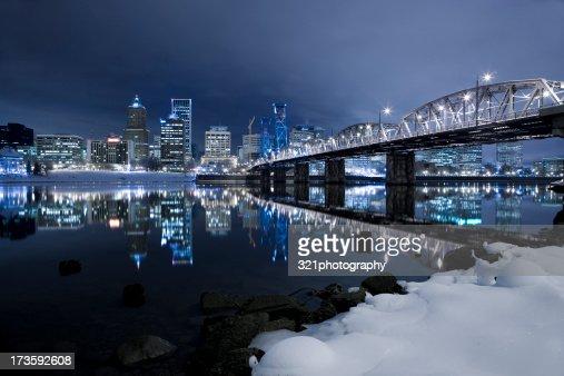Città neve XXL