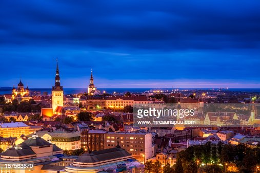 City Tallinn