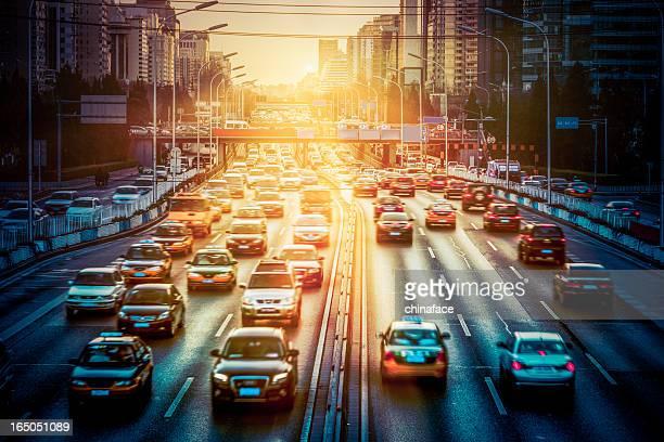 Cidade tráfego