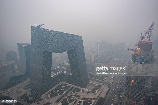 City under siege-Beijing air pollution