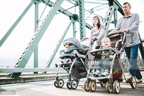 City Walk con passeggini