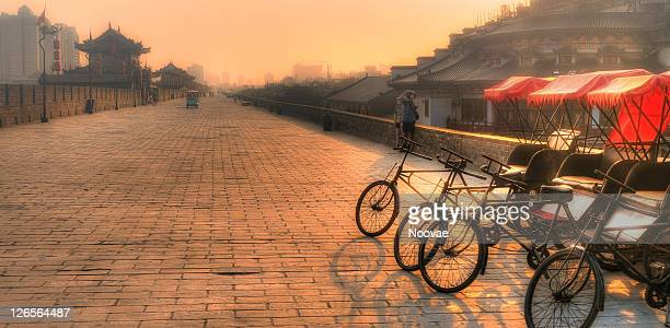City wall, Xi'an, China