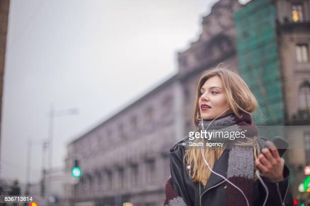 City Frau