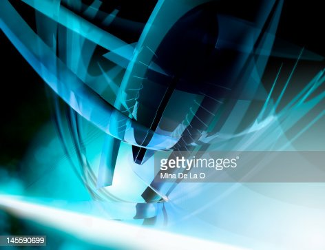 City_sci_04 : Stock Photo